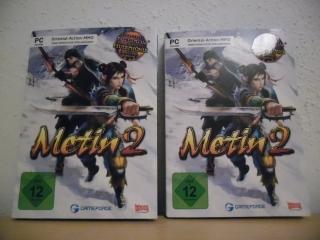 Metin2 DVD Box