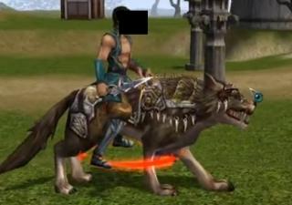 Metin2 Reittier Wolf